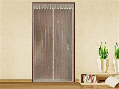רשת לדלת מונעת כניסת יתושים, זבובים ושאר מעופפים לתוך הבית