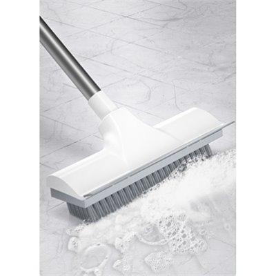 מטאטא קרצוף בשילוב מגב Brush Mop - לחסכון בזמן ומאמץ
