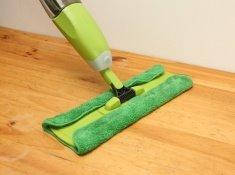 מגב הפלא המקורי לשטיפת רצפה Spray mop דגם פרימיום משופר